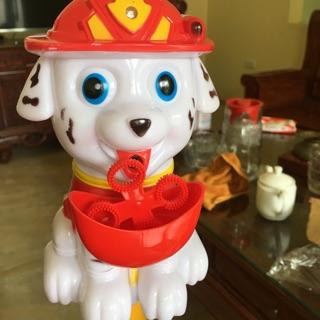 Combo 10 lồng đèn hình chó cho bé