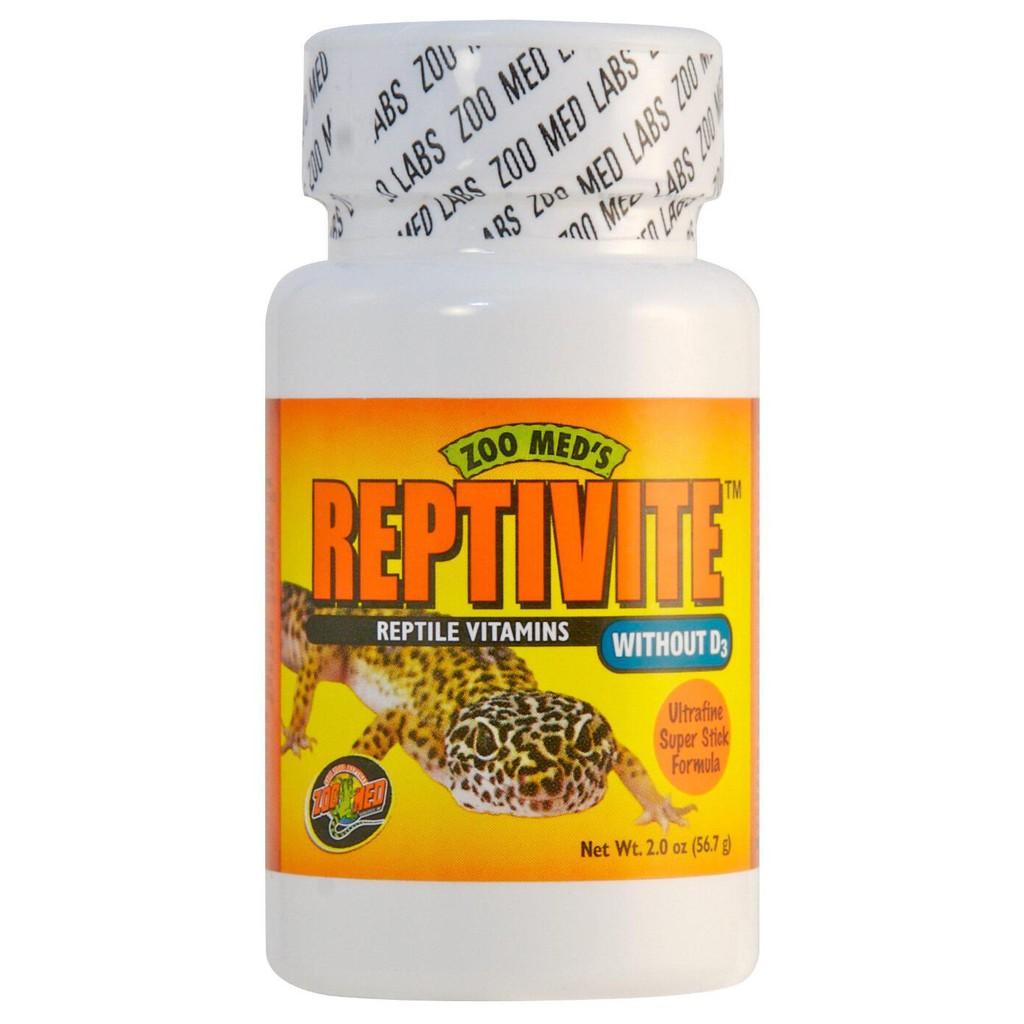 Vitamin không D3  cho bò sát và thú cưng nhỏ thương hiệu đến từ USA Zoomed
