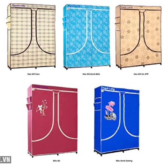 Tủ vải Thanh Long TVAI03 118 cm hàng công ty chính hãng có bảo hành giá rẻ vô địch [122 KG]