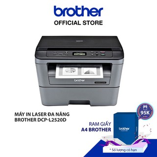 Máy in laser đa năng Brother DCP-L2520D