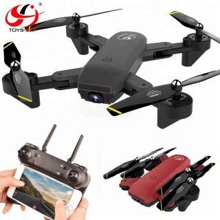 Máy bay điều khiển Flycam S169 (SG700) có 2 Camera HD 720P Wifi FPV trực tiếp tự cân bằng giữ vị trí