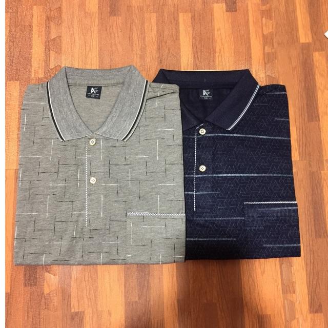 Bán sỉ áo trung niên nam (hàng Quảng Châu)