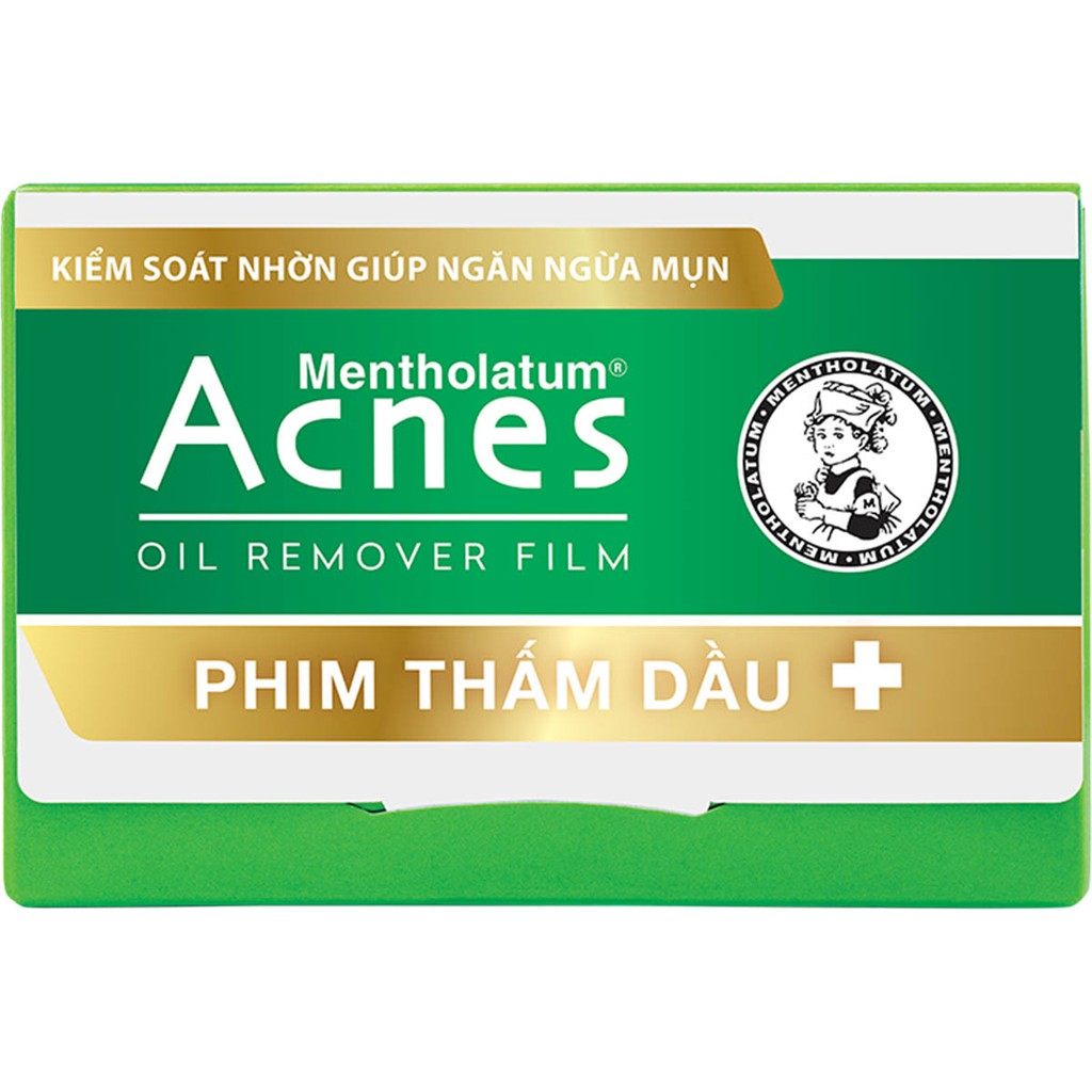 Phim Thấm Dầu Acnes Oil Remover Film 50 tờ
