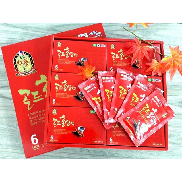 Nước hồng sâm 6 năm tuổi SAMSUNG - Hàn Quốc - 2407719 , 875423354 , 322_875423354 , 530000 , Nuoc-hong-sam-6-nam-tuoi-SAMSUNG-Han-Quoc-322_875423354 , shopee.vn , Nước hồng sâm 6 năm tuổi SAMSUNG - Hàn Quốc