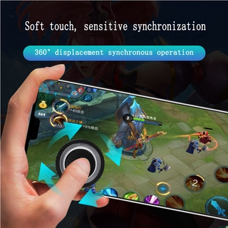 Nút điều khiển hướng đi gắn điện thoại chơi game PUBG tiện dụng thumbnail