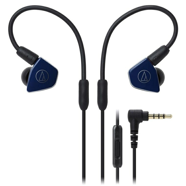 Tai nghe Audio-Technica ATH-LS50is (NV)