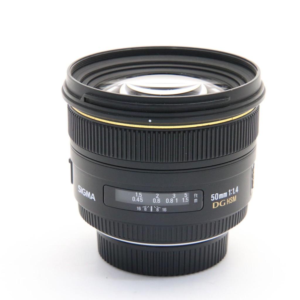 Ống kính Sigma 50mm f/1.4 EX DG HSM for Canon, hàng đẹp