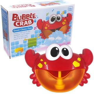 Cua thổi bong bóng có nhạc vui nhộn cho bé chơi khi tắm 0962635288[sale]