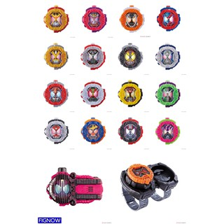 [Hàng có sẵn] Mô hình đồ chơi chính hãng Bandai DX Kamen Rider Ridewatch Main Form New 100% – Kamen Rider ZiO