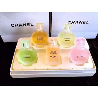 set 5 lọ nước hoa mini thumbnail