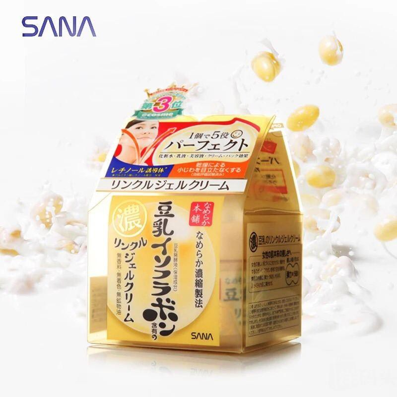 Kem dưỡng Sana tinh chất mầm đậu nành dưỡng ẩm sâu - 2512047 , 750221672 , 322_750221672 , 270000 , Kem-duong-Sana-tinh-chat-mam-dau-nanh-duong-am-sau-322_750221672 , shopee.vn , Kem dưỡng Sana tinh chất mầm đậu nành dưỡng ẩm sâu