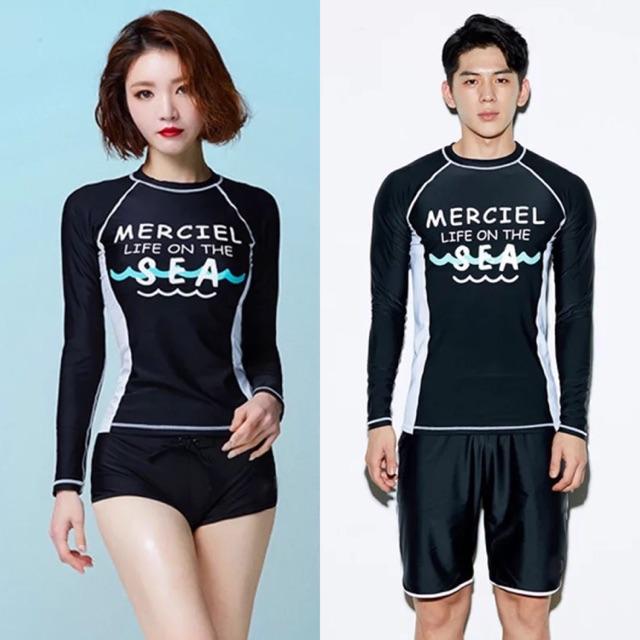 Set đồ bơi dài tay đôi/ Đồ bơi couple/ Đồ bơi cặp tay dài phong cách Hàn Quốc/ Bikini tay dài - 2563774 , 970367304 , 322_970367304 , 330000 , Set-do-boi-dai-tay-doi-Do-boi-couple-Do-boi-cap-tay-dai-phong-cach-Han-Quoc-Bikini-tay-dai-322_970367304 , shopee.vn , Set đồ bơi dài tay đôi/ Đồ bơi couple/ Đồ bơi cặp tay dài phong cách Hàn Quốc/ Bikini tay