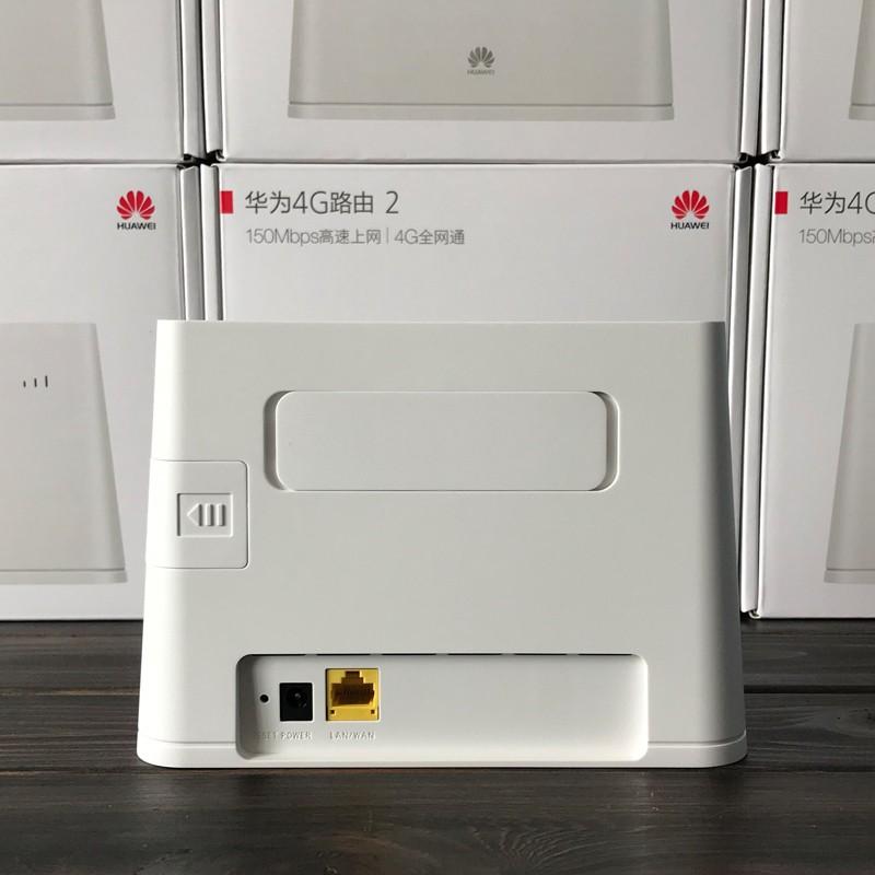 [Mã 267ELSALE hoàn 7% đơn 300K] Router Phát Wifi 4G Huawei B311 New 100%
