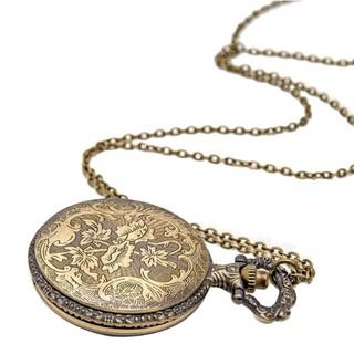 Đồng hồ quả quýt dây chuyển 12 con giáp ( Lựa chọn theo tuổi hoặc theo phong thủy)