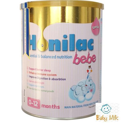 Sữa Honilac bebe (400g) (date 2020)