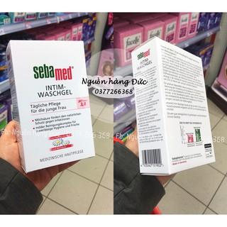 Dung dịch vệ sinh Sebamed cao cấp xách tay Đức - Nguồn hàng Đức thumbnail