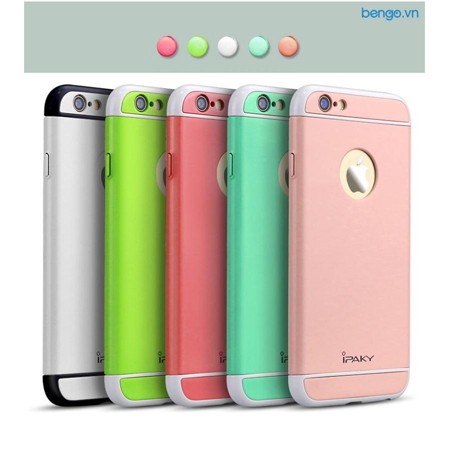 Ốp lưng iPhone 6 Plus/ 6s Plus IPAKY 3 thành phần