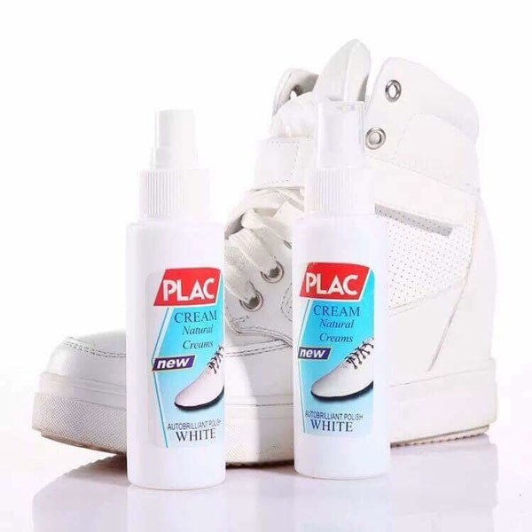Bộ 2 chai xịt tẩy trắng giày dép PLAC PL160 - 3424563 , 1024609466 , 322_1024609466 , 50000 , Bo-2-chai-xit-tay-trang-giay-dep-PLAC-PL160-322_1024609466 , shopee.vn , Bộ 2 chai xịt tẩy trắng giày dép PLAC PL160