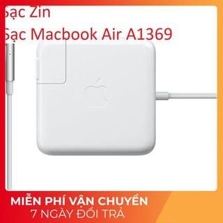 [Mã 77ELSALE hoàn 7% đơn 300K] ⚡️[Sạc zin]Sạc Macbook Air A1369