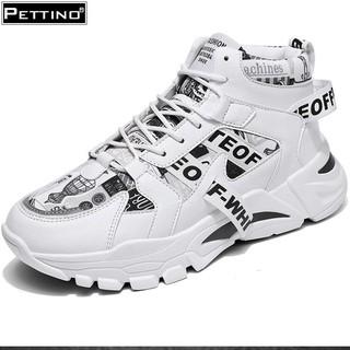 Giày cổ cao nam giày đế cao thời trang PETTINO - SSTC03