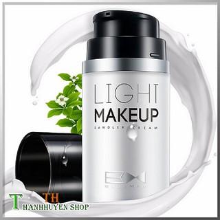 (Mua 1 tặng 2 Quà 50k) Light Makeup Kem Che Khuyết ĐIểm Nâng Tone Makeup 6in1 Thần Thánh Cho Nam (Cam kết chính hãng)