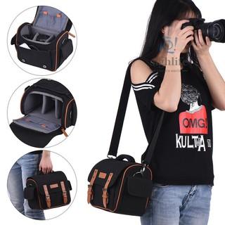 [silf]DSLR SLR Camera Shoulder Messenger Bag Case Shockproof Waterproof for Cameras and Lens