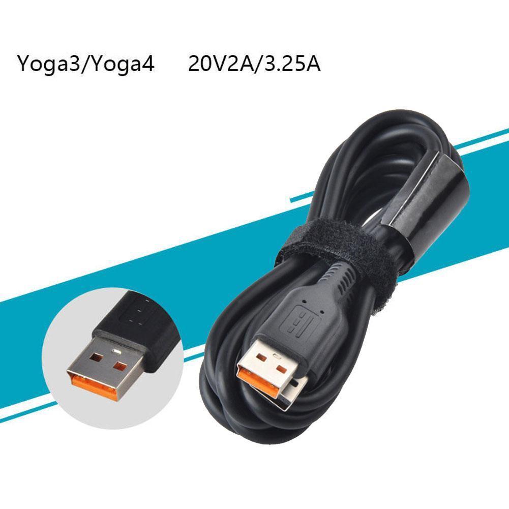 Dây Cáp Sạc Usb Chuyên Dụng Cho Lenovo 4 3 Yoga Pro 900 700 E6n8