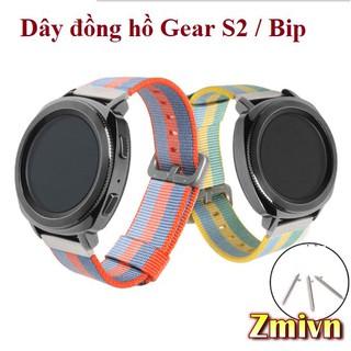 [Gear S2/ Classic] Dây Nylon dành cho Samsung Gear S2/ Classic - Sikai