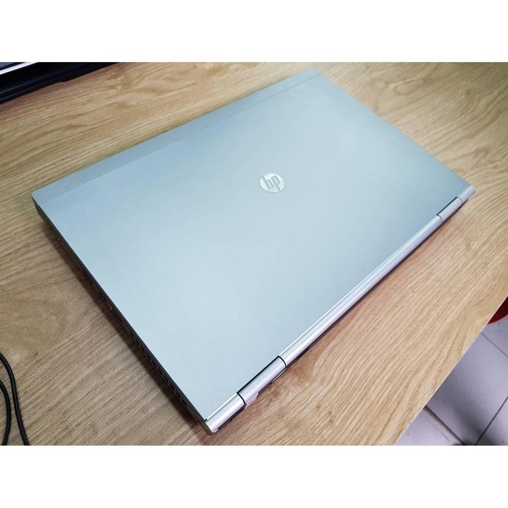 [Rẻ Nhất Shopee ] Laptop đồ hoạ chơi game HP 8460p Core i7 /Ram 8Gb Vỏ hợp kim nhôm , Tặng Phụ Kiện Giá chỉ 5.490.000₫
