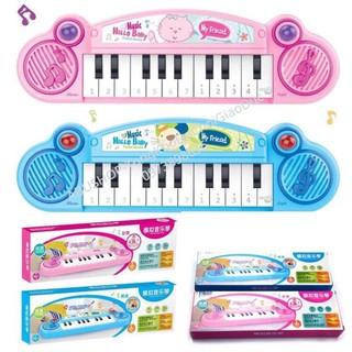 Đàn Piano Điện Tử Mẫu Mới Chắc Chắn Sắc Nét,Âm Thanh Trong, Tặng Qùa Ngẫu Nhiên Khi Nhập [ ĐỒ CHƠI CHO BÉ],