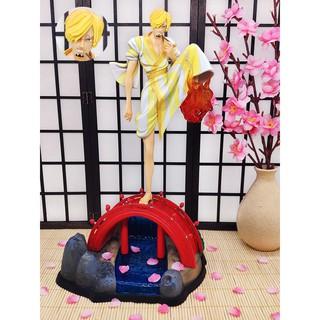 Mô hình Onepiece Vinsmoke Sanji Wano