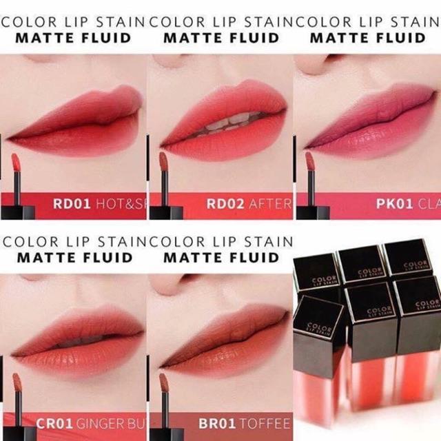Son Kem Lì A'Pieu Color Lip Stain Matte Fluid - 2962327 , 712584303 , 322_712584303 , 140000 , Son-Kem-Li-APieu-Color-Lip-Stain-Matte-Fluid-322_712584303 , shopee.vn , Son Kem Lì A'Pieu Color Lip Stain Matte Fluid