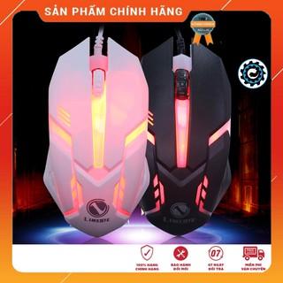 Chuột Máy Tính Gaming Chơi Game Giá Rẻ Sky9 LED RGB Chuyên Game – BH 6 Tháng