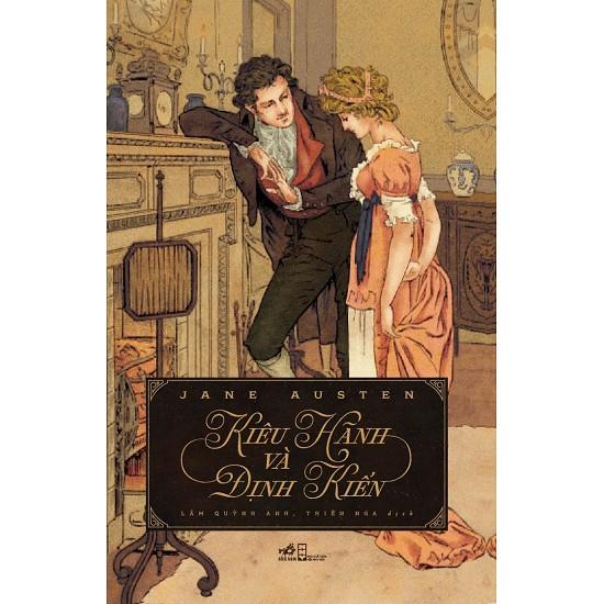 Cuốn sách Kiêu Hãnh Và Định Kiến - Tác giả: Jane Austen