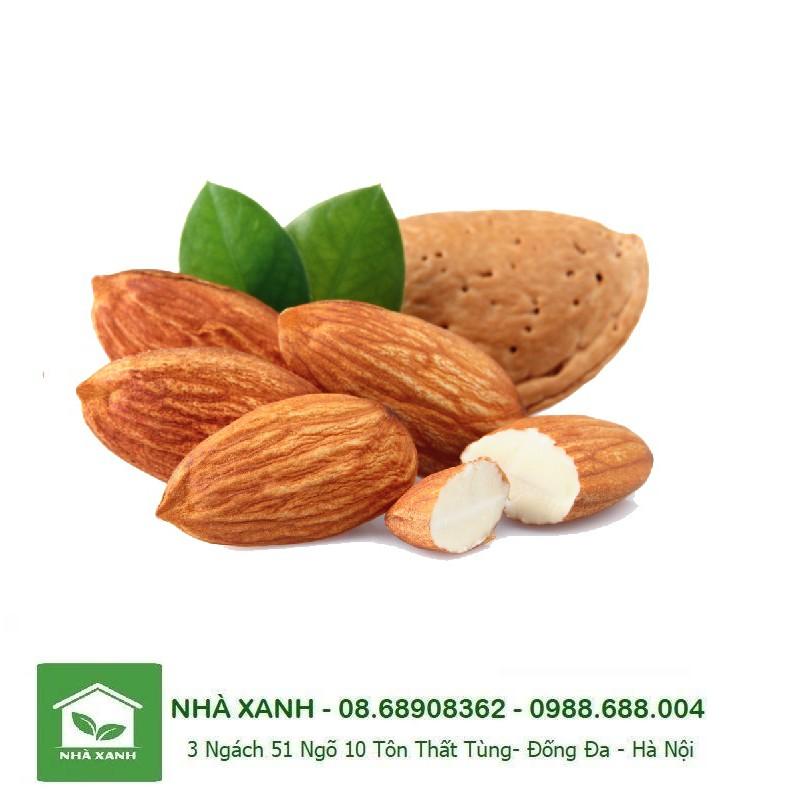 Hạnh nhân California Almonds /500gr -200gr [Date: 25/05/2019]