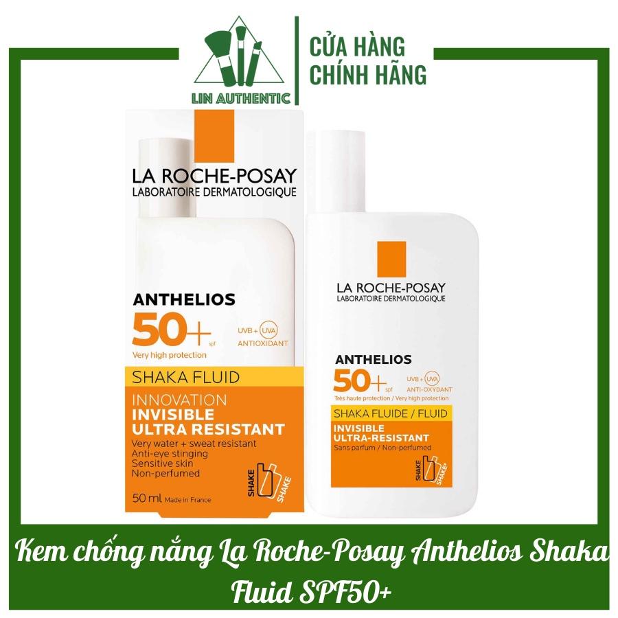 Kem chống nắng La Roche-Posay Anthelios Shaka Fluid SPF50+