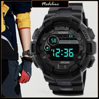 Đồng hồ điện tử nam nữ HONHX Hx04 full chức năng, thể thao cá tính