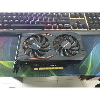 Card màn hình Gigabyte GTX 1050 2gb ddr5