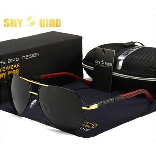 Mắt kính nam Shy Bird 8725 cao cấp