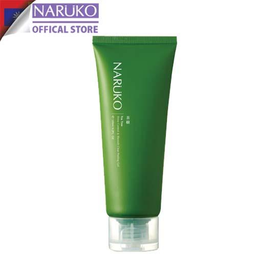 Gel tẩy tế bào chết Naruko trà tràm Tea Tree Shine Control and Blemish Clear Peeling Gel 120ml (Bản Đài)