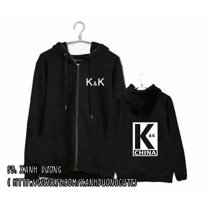áo khoác nam CLB K&K , ÁO GN THẦN NỈ BÔNG DÀY ẤM