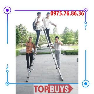 Thang Rút Đôi Chữ A 4.4M(2.2+2.2)M thumbnail