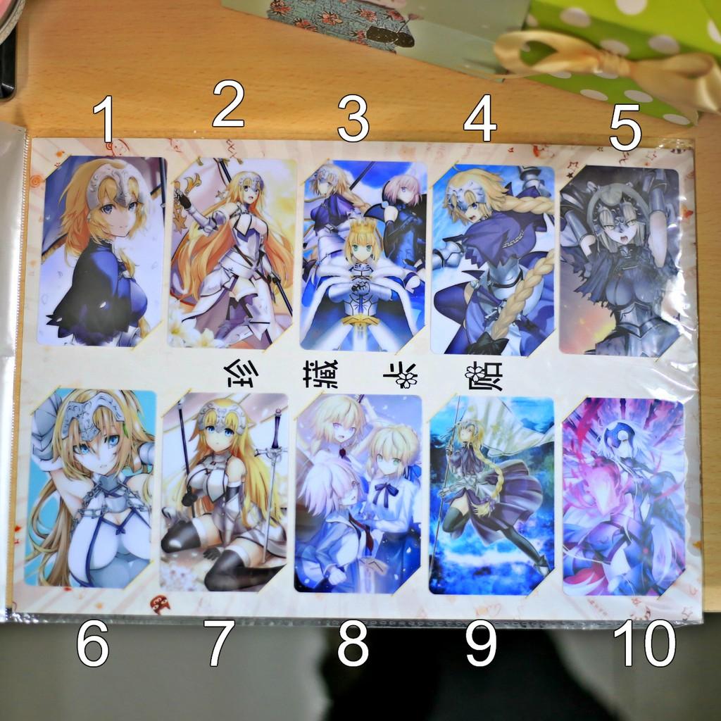 Sticker thẻ nhựa chống nước anime Fate/Grand Order - 3302417 , 976322497 , 322_976322497 , 10000 , Sticker-the-nhua-chong-nuoc-anime-Fate-Grand-Order-322_976322497 , shopee.vn , Sticker thẻ nhựa chống nước anime Fate/Grand Order