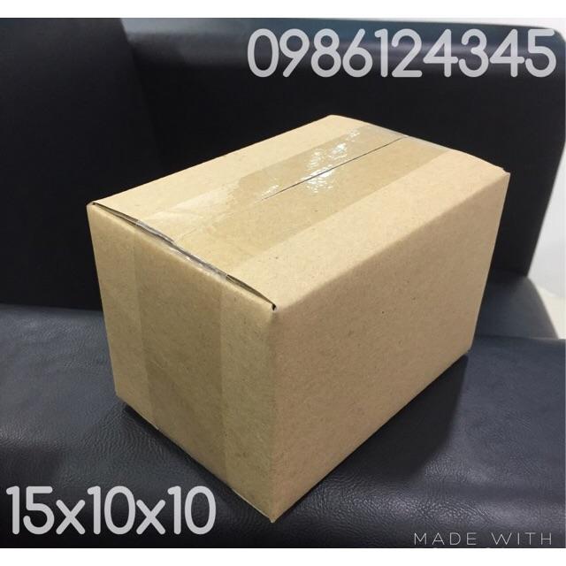 15x10x10 Combo 140 hộp carton đóng hàng