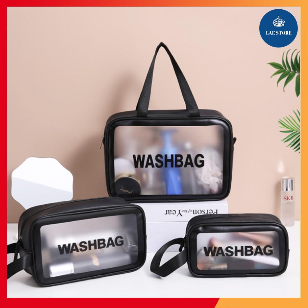 Túi Đựng Mỹ Phẩm / Đồ Trang Điểm Du Lịch Chống Thấm Nước Washbag