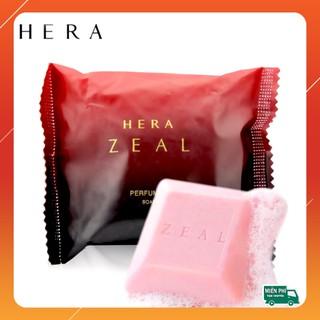 [60gr] Xà phòng nước hoa HERA ZEAL PERFUME SOAP loại bỏ bụi bẩn dưới Da – Hàn Quốc