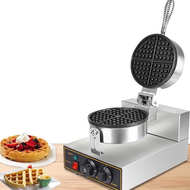 Lò nướng bánh bông lan - Máy làm bánh bông lan loại công nghiệp