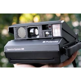 [Order] [Fullbox] Máy ảnh cổ trong phim Châu Tinh Trì Polaroid Spectra fullbox