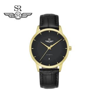 Đồng hồ nam SRWATCH SG8882.4601AT Mặt đen sâu thẳm mặt kính sapphire chống xước, mạ vàng sang trọng lịch lãm, quý tộc thumbnail