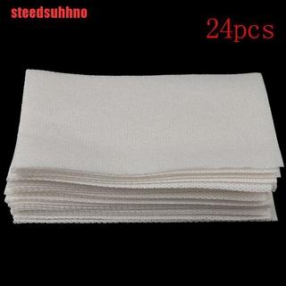 Set 24 Tấm Vải Giặt Quần Áo Chống Lem Màu Tiện Dụng
